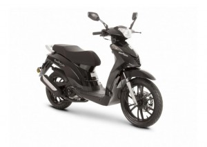 Romet Black City 50cc 2T