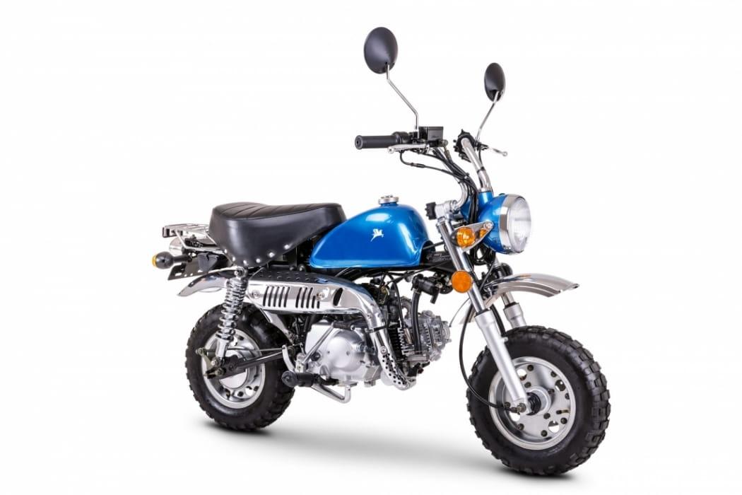 romet pony mini 4t euro 4 50cc visatex skutery motocykle quady crossy cz ci. Black Bedroom Furniture Sets. Home Design Ideas