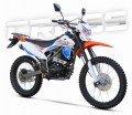 "Cross Mikilon DEFENDER 250CC 21/18"" E-start Lampa model 2019r."