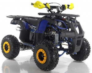 "Quad APOLLO GRIZZLY Gryzli 110ccm 7"" AUTOMAT"