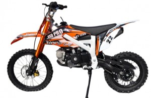 "CROSS KXD 612 PRO 17/14"" manual Kick-Start"