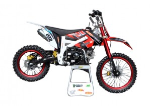 Cross KXD 612 PRO 125cc automat  E-Start