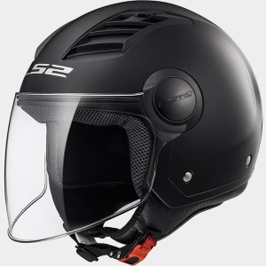 KASK LS2 OF562 AIRFLOW SOLID MATT BLACK XL