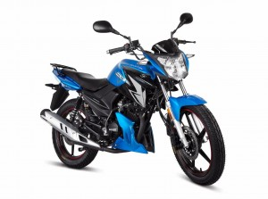 Barton Travel - EURO4 - 125cc