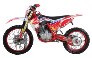 Full CROSS Beretta CRF 250cc 21/18""