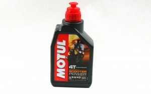 OLEJ SILNIKOWY MOTUL SCOOTER POWER 4T 5W-40 SYNTHETIC (1 LITR)