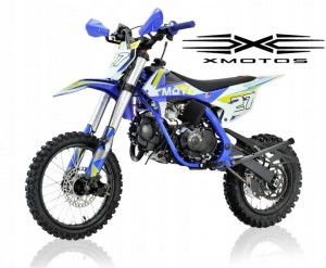 "CROSS XMOTOS XB-27 90cc 12/10"" e-start PÓŁAUTOMAT"