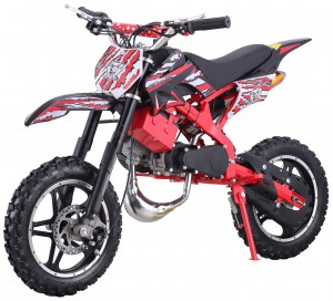 "Mini Cross FALCON RS+ 10"" 50cc - E-START"